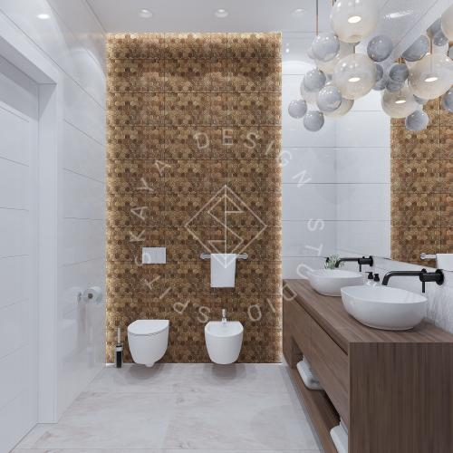 Дизайн интерьера квартиры в ЖК Comfort City Lux - 39