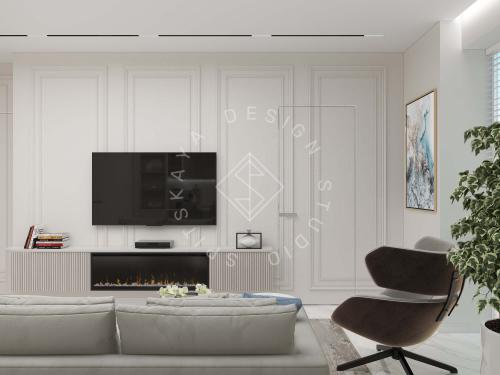 Квартира в ЖК Женева - 5
