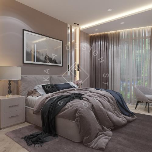 Дизайн квартиры 120 м2 - 30