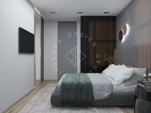 """Дизайн квартиры в ЖК """"Comfort City"""" - 16"""