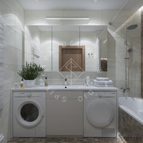 Дизайн квартиры в ЖК Галлактика г. Киев - 22