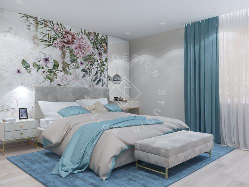 Дизайн проект небольшой квартиры - 14