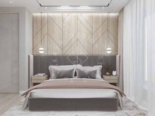 Дизайн интерьера жилого дома г. Днепр - 11