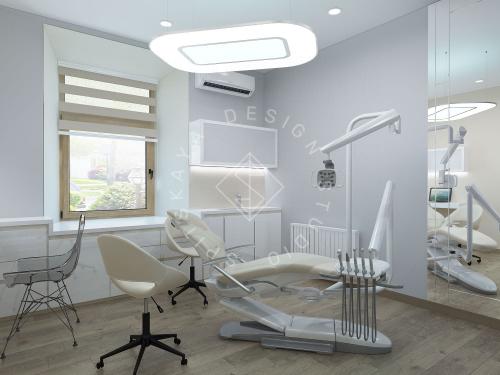 Дизайн проект стоматологии г. Днепр - 16