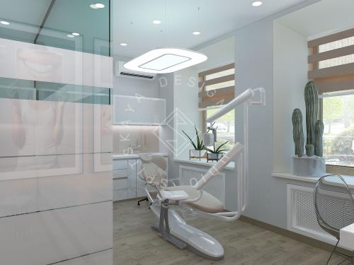 Дизайн проект стоматологии г. Днепр - 23