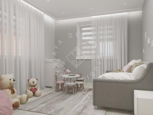 Дизайн квартиры в ЖК Счастливый - 21