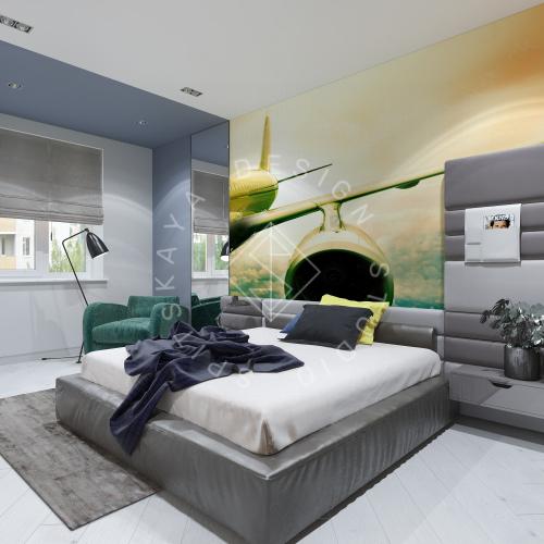 Дизайн интерьера квартиры в ЖК Чкаловский - 12