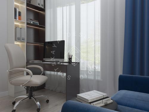 Дизайн интерьера жилого дома г. Днепр - 30