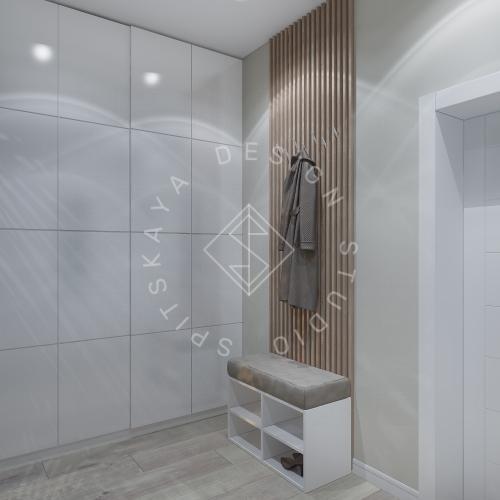 Дизайн квартиры в ЖК Панорама г. Днепр 2019г - 10