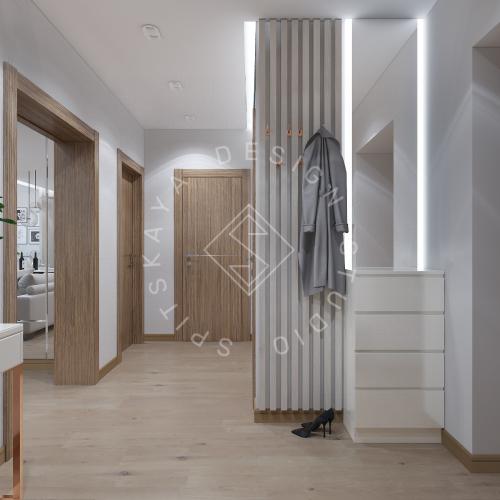 Дизайн квартиры в ЖК Галлактика г. Киев - 7