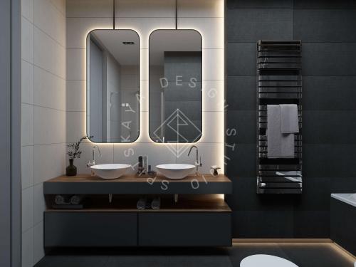 """Дизайн квартиры в ЖК """"Comfort City"""" - 21"""