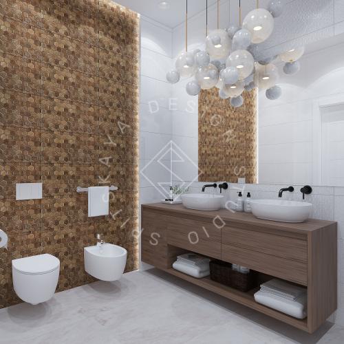 Дизайн интерьера квартиры в ЖК Comfort City Lux - 37