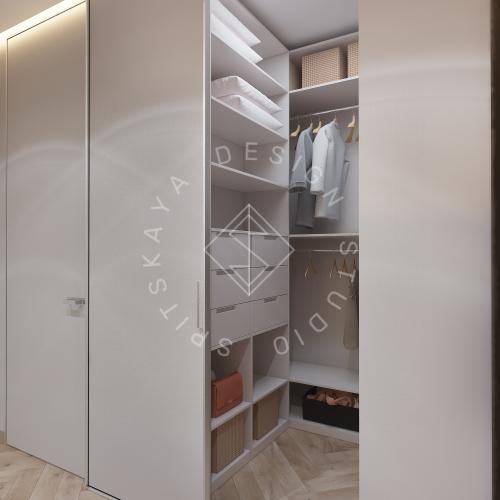 Дизайн квартиры 120 м2 - 27