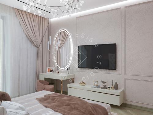 Дизайн проект интерьера жилого дома - 36