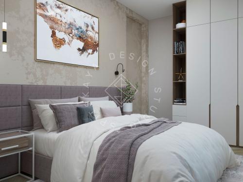 Дизайн проект интерьера жилого дома - 19