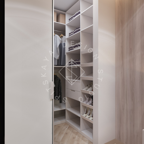Дизайн квартиры 120 м2 - 33