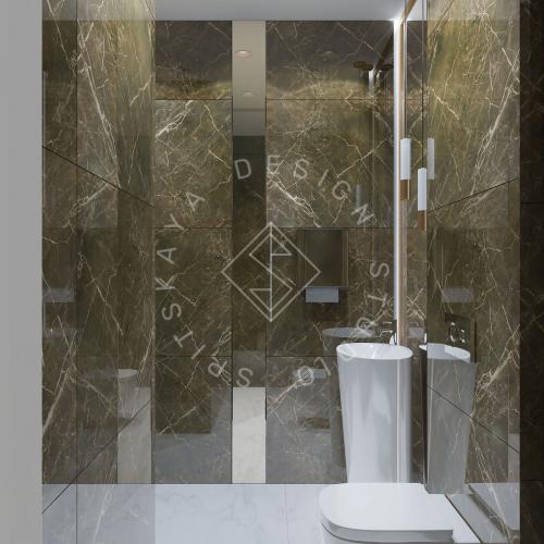 """Дизайн офиса в ЖК """" Бартоломео"""" - 35"""