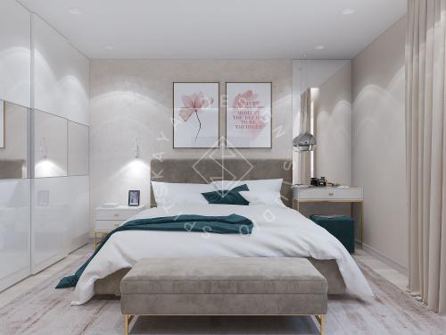 Дизайн проект небольшой квартиры - 15