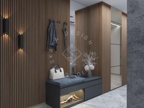 """Дизайн квартиры в ЖК """"Comfort City"""" - 11"""