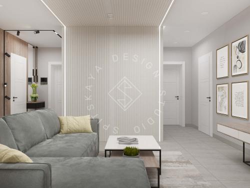 Дизайн квартиры в ЖК Счастливый - 8
