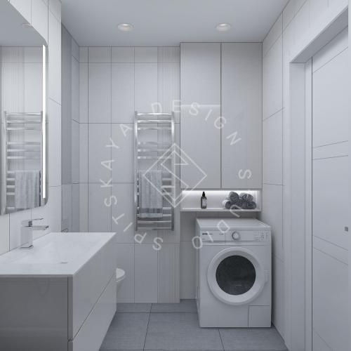 Дизайн интерьера квартиры г. Харьков - 28
