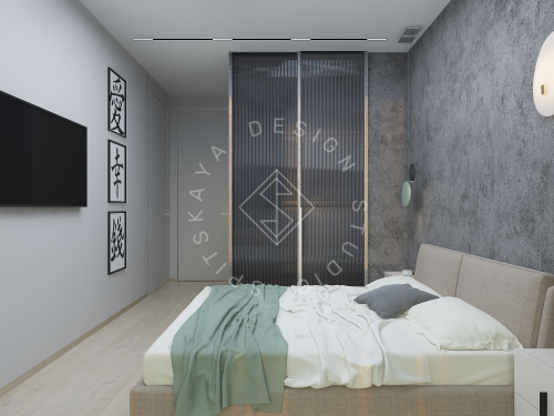 "Дизайн проект квартиры в ЖК ""Bartolomeo Resort Town"" - 14"