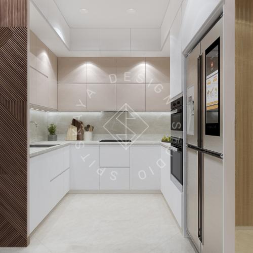 Дизайн квартиры 120 м2 - 4