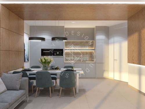 """Дизайн офиса в ЖК """" Бартоломео"""" - 39"""