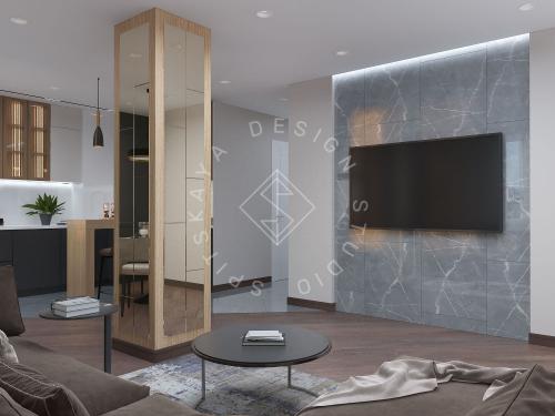 Дизайн интерьера квартиры г. Харьков - 11