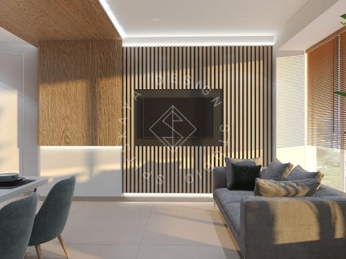"""Дизайн офиса в ЖК """" Бартоломео"""" - 48"""