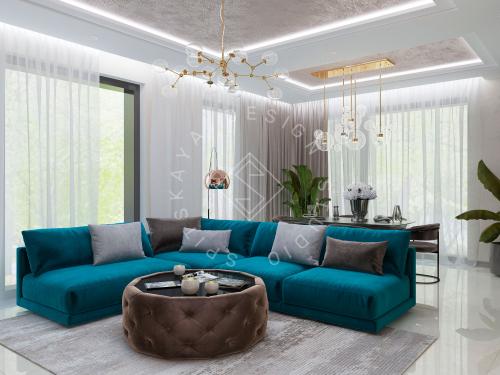 Дизайн проект интерьера жилого дома - 3