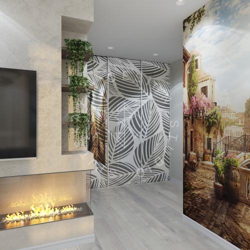 Дизайн квартиры в ЖК Панорама г. Днепр 2019г - 8