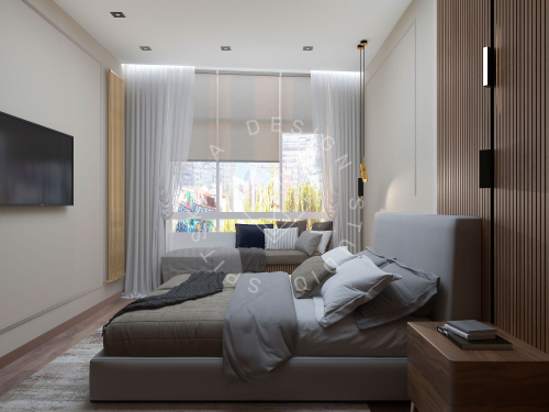 Дизайн квартиры в ЖК Панорама г. Днепр - 8