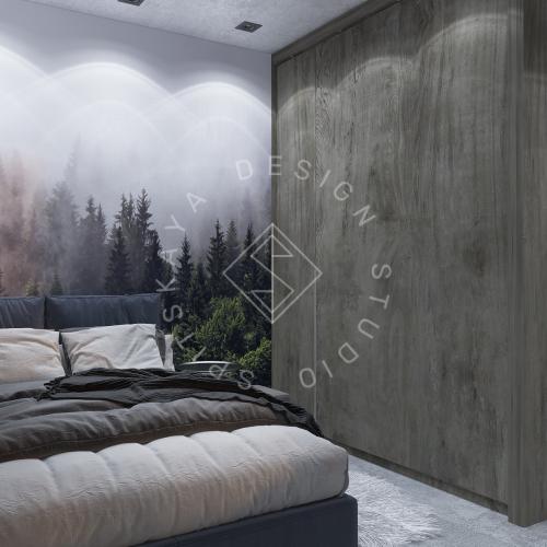 """Дизайн интерьера квартиры в стиле """"LOFT"""" ЖК """"RIVER PARK"""" - 13"""