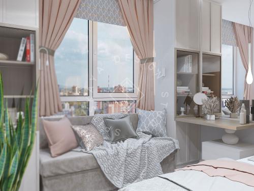 Дизайн проект квартиры в ЖК Республика - 19