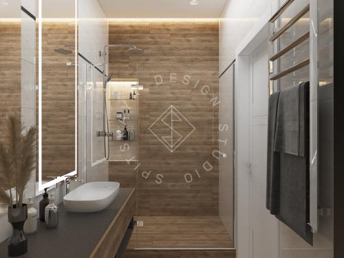Дизайн интерьера квартиры в ЖК Грани - 18