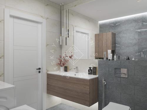 Дизайн квартиры в ЖК Счастливый - 22