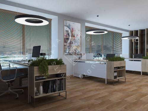 """Дизайн офиса в ЖК """" Бартоломео"""" - 27"""