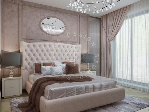 Дизайн проект интерьера жилого дома - 35