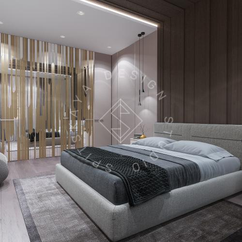 Дизайн интерьера квартиры в ЖК Comfort City Lux - 19