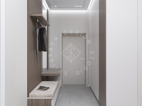 Дизайн интерьера жилого дома г. Днепр - 32