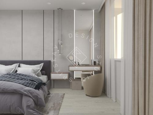Дизайн квартиры в ЖК Счастливый - 13