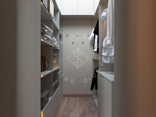 Дизайн квартиры в ЖК Панорама г. Днепр - 11
