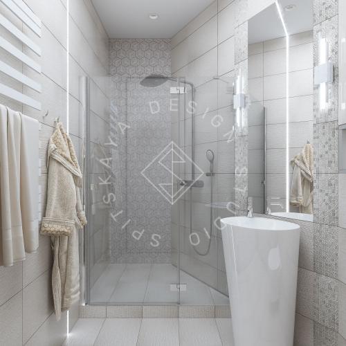 "Дизайн проект квартиры в ЖК ""Bartolomeo Resort Town"" - 28"