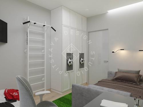 Квартира в ЖК Женева - 20