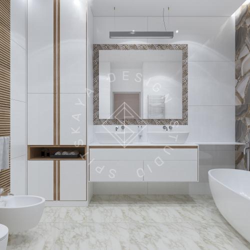 Дизайн интерьера квартиры в ЖК Comfort City Lux - 23