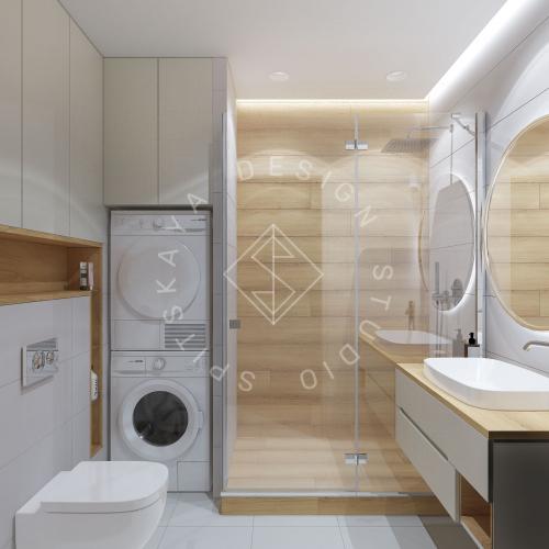 Дизайн проект квартиры в ЖК Республика - 24
