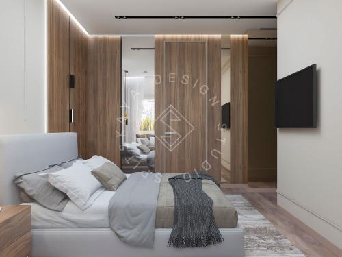 Дизайн квартиры в ЖК Панорама г. Днепр - 7