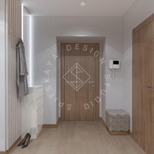 Дизайн квартиры в ЖК Галлактика г. Киев - 9