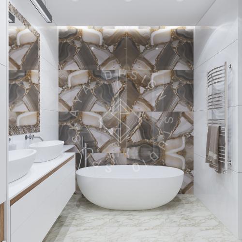 Дизайн интерьера квартиры в ЖК Comfort City Lux - 22